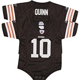 Cleveland Browns Baby Clothes