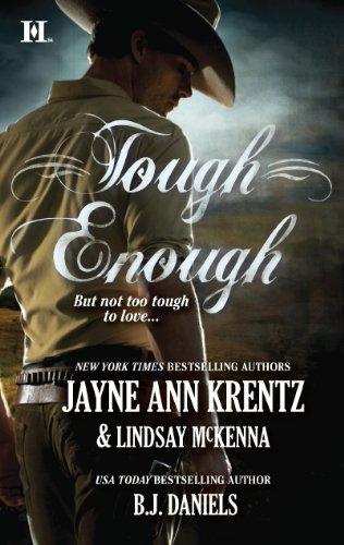 book cover of Tough Enough