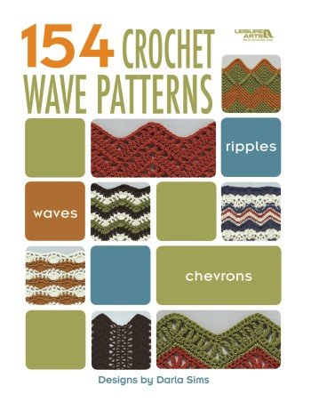 154 Crochet Wave Patterns front-843915