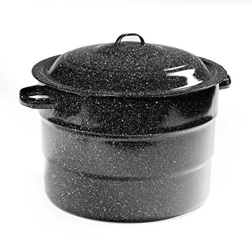 21 Quart Steel Water Bath Canner
