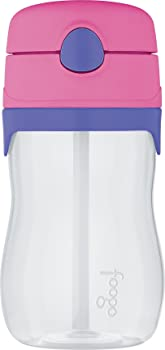 THERMOS 11-Ounce Straw Bottle