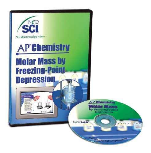 Neo/SCI Molar Mass by Freezing Point Depression Neo/LAB AP Chemistry Software, Network License