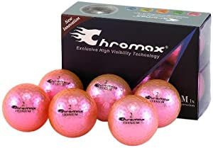 Chromax M1 75 Compression Golf Balls
