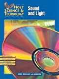 Holt Science and Technology [Short Course]: Pupil Edition [O] Sound and Light 2002
