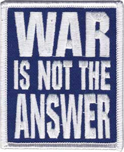 Application War Is Not The Answer Patch