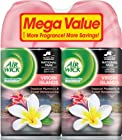 Air Wick Freshmatic Automatic Air Freshener Spray, National Park Collection, Virgin Island Scent, Twin Refills, 6.17 Ounce