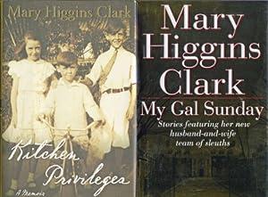 Mary Higgins Clark Kitchen Privileges Review