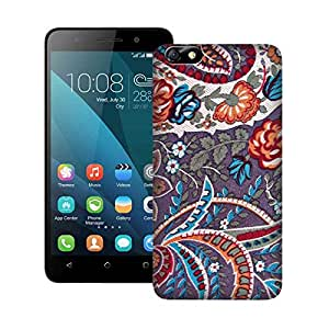 ZAPCASE Printed Back Case for HUAWEI HONOR 4X