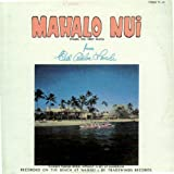 Mahalo Nui - Thank You Very Much / Tradewinds Records