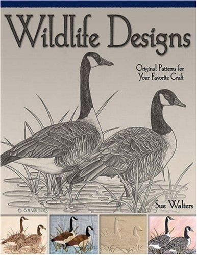 Wildlife Designs by Sue Walters