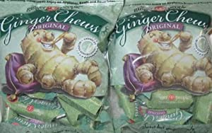 2 Bags Trader Joes Ginger Chews