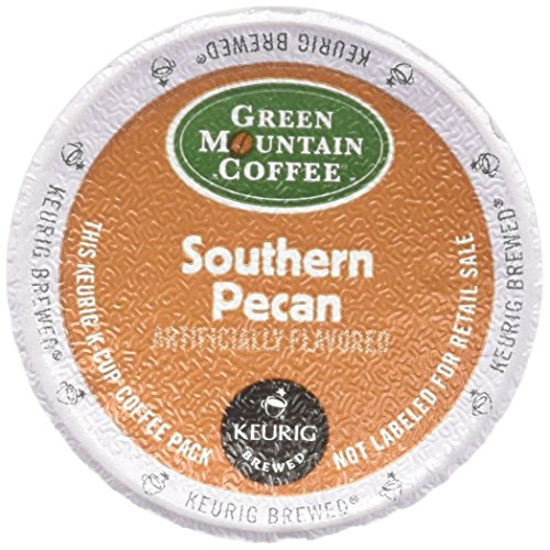 Green Mountain Coffee, Southern Pecan, K-Cups for Keurig Brewers, 24-Count Boxes (Pack of 2) (Southern Pecan K Cups compare prices)