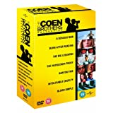 The Coen Brothers Collection 2010 [DVD]by Ethan Coen