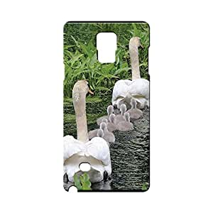 BLUEDIO Designer Printed Back case cover for Samsung Galaxy Note 4 - G6925
