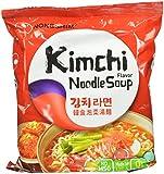 Nongshim Kimchi Ramyun Noodle Soup, 4.2 Ounce (Pack of 16)
