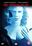 The Human Stain [DVD] [2004]