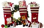 3 Pcs Set - Classic Christmas Stockin...