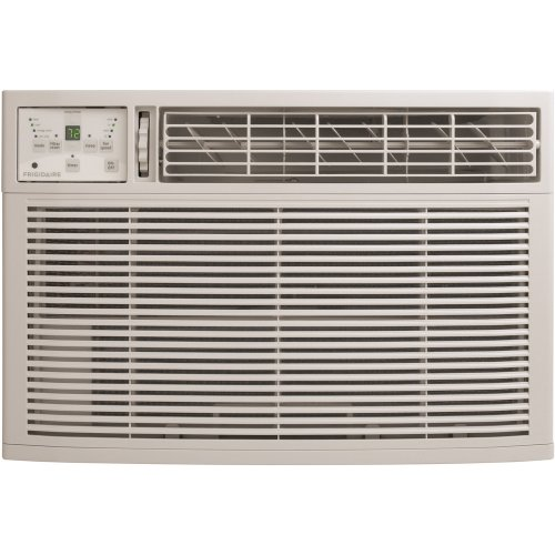 Frigidaire fra08ezt1 8 000 btu heat 3 500 btu cool for 17 wide window air conditioner