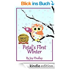 Children's Book - Petal's First Winter (Petal the Owl)