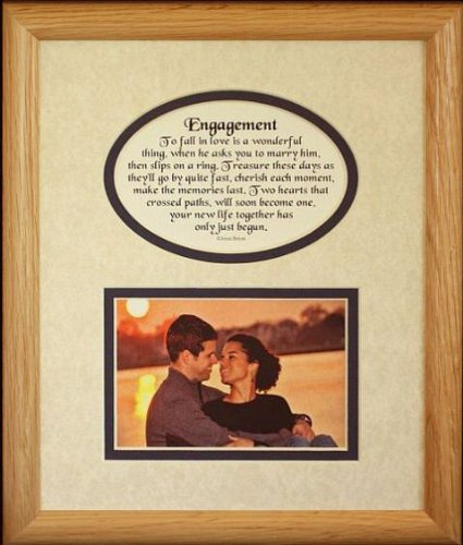 Engagement Gift Ideas For The Couple: 8x10 ENGAGEMENT Picture ...