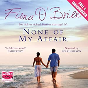 None of My Affair Audiobook