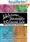 Adolescence, Sexuality, and the Crimi...