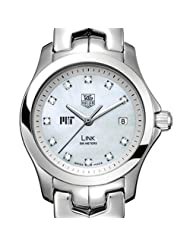 Bestseller MIT TAG Heuer Watch - Women's Link with Mother of Pearl Diamond Dial