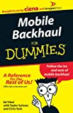 img - for TELECOM BOOK:MOBILE BACKHAUL FOR DUMMIES 66p,VOICE A+ CELLULAR DATA,CELL PHONES, WIRELESS, NETWORK WAN INTERNET book / textbook / text book