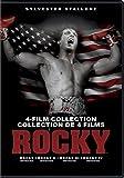 Rocky 1-4 (Bilingual)