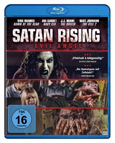 Satan Rising [Blu-ray]