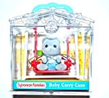 Sylvanian Families - Bear on Swing - Baby Carry Case