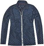 Tommy Hilfiger Women Fashion Full Zip Polka Dots Jacket