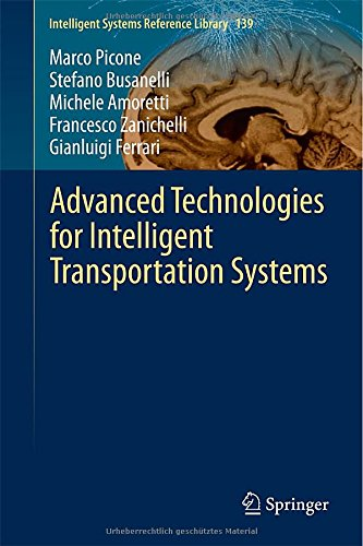 Advanced Technologies For Intelligent Transportation Systems (Intelligent Systems Reference Library) front-751564