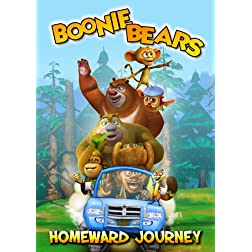 Boonie Bears, Homeward Journey