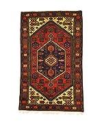 L'Eden del Tappeto Alfombra Mossul Rojo 93 x 148 cm