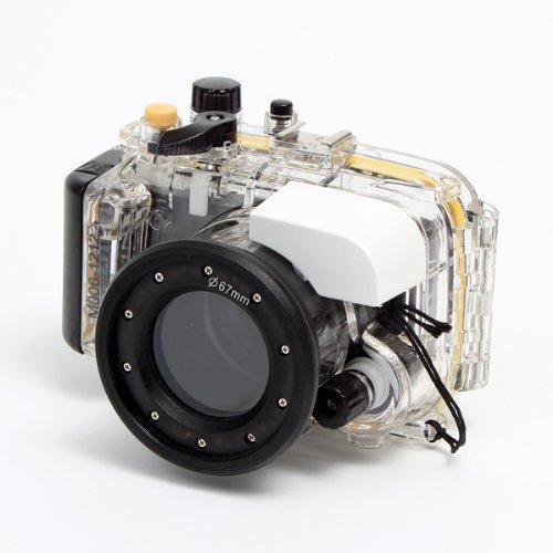 サンコー ソニーCyber-shot DSC-RX100用防水ハウジングケース WRCFCSRX