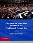 Congress and the Politics of National...