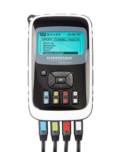 Slendertone Electroestimulador Corporal Optimum Blanco