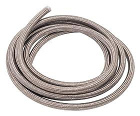 Russell 632090 ProFlex -6AN Stainless Steel Braided Hose - 20 Feet