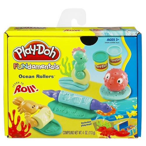 Play-Doh Fundamentals Ocean Rollers