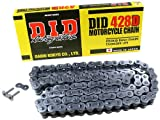D.I.D 1252108D Motorcycle Chain Standard D with Connecting Link 428 / 108