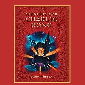 Midnight for Charlie Bone Audiobook