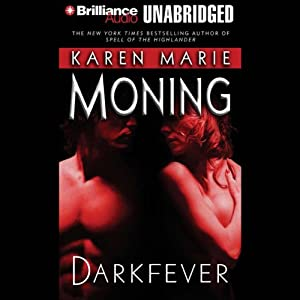 Darkfever Audiobook
