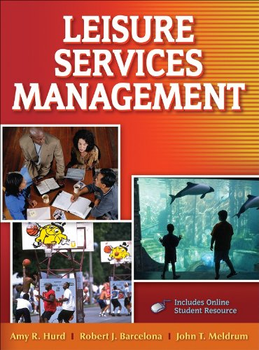 Leisure Services Management With Web Resources