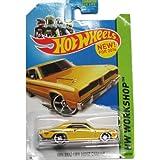 Mattel Hot Wheels Hw Workshop 240/250 - 1974 Brazilian Dodge Charger