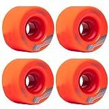 Orangatang Kilmer 69mm 80a Orange Longboard Skateboard Wheels Set of 4 New by Orangatang