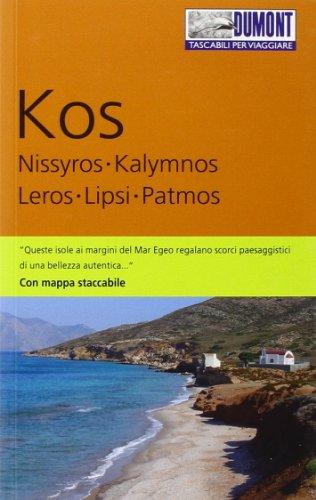 Kos, Nissyros, Kalymnos, Leros, Lipsi, Patmos. Con mappa