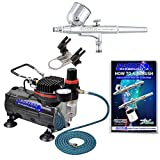 Master Airbrush Multi-purpose Gravity Feed Dual-action...
