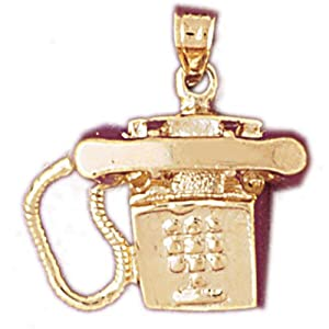 CleverEve's 14k Gold Charm Ornate 6.3 - Gram(s)