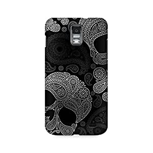 Mobicture Cartoon Premium Printed Case For Samsung S2 I9100/9108